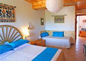 Hotel auf Sardinien: Ihr Zimmer