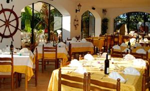 Hotel auf Sardinien: Das Restaurant