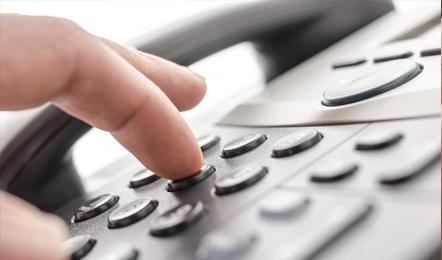 Serviceleistungen im Hotel: Telefon im Zimmer