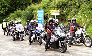 Hotel en Cerdeña: Turismo en motocicleta
