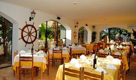 Serviceleistungen im Hotel: Innenrestaurant