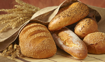Hotel services: Fresh Bread delivery