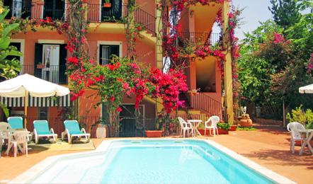 Servizi Hotel: piscina