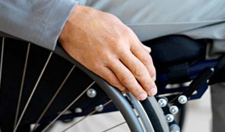 Hotel services: Wheelchair access